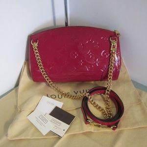 Louis Vuitton Santa Monica Vernis Bag